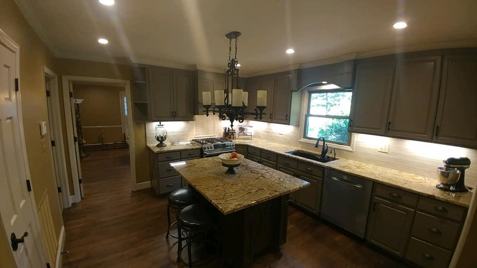 Kitchen Designs In Alabaster, Pelham, Helena, Calera ...